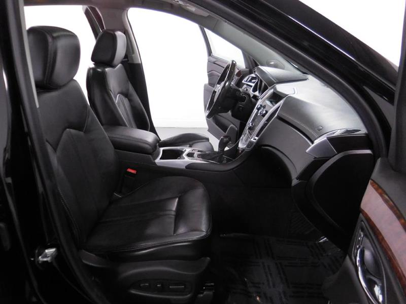 2012 Cadillac SRX for sale at Cincinnati Automotive Group in Middletown OH