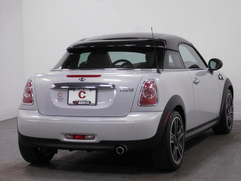 2013 MINI Coupe for sale at Cincinnati Automotive Group in Middletown OH