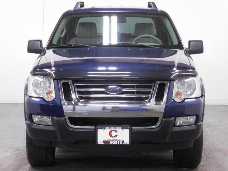 2007 Ford Explorer Sport Trac for sale at Cincinnati Automotive Group in Middletown OH