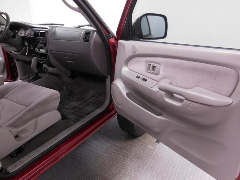 2004 Toyota Tacoma for sale at Cincinnati Automotive Group in Middletown OH