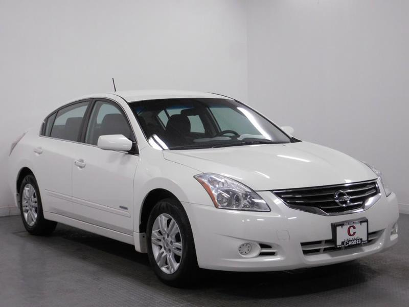 2011 Nissan Altima Hybrid for sale at Cincinnati Automotive Group in Middletown OH