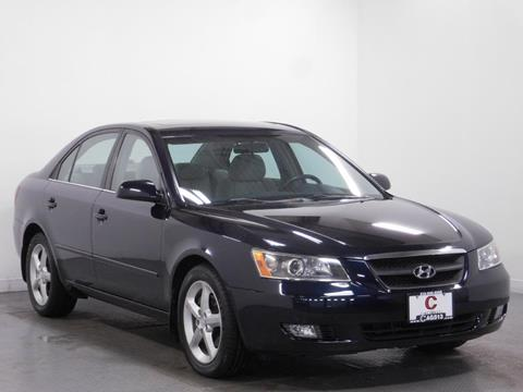 2007 Hyundai Sonata for sale at Cincinnati Automotive Group in Middletown OH