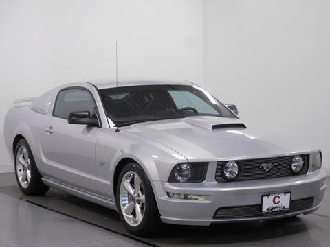 2006 Ford Mustang for sale at Cincinnati Automotive Group in Middletown OH