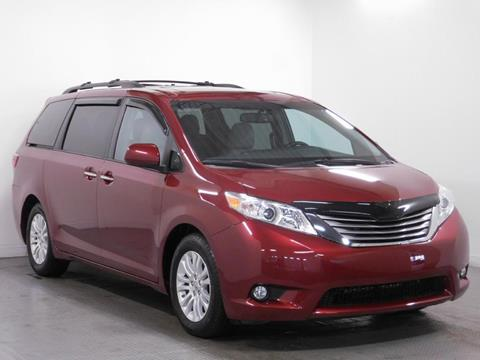 2015 Toyota Sienna for sale at Cincinnati Automotive Group in Middletown OH