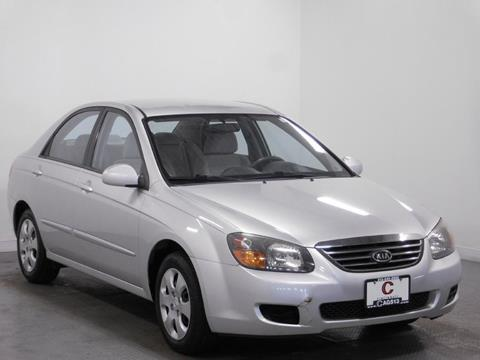 2009 Kia Spectra for sale at Cincinnati Automotive Group in Middletown OH