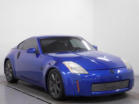 2003 Nissan 350Z for sale at Cincinnati Automotive Group in Middletown OH