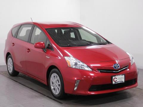 2012 Toyota Prius v for sale in Middletown, OH