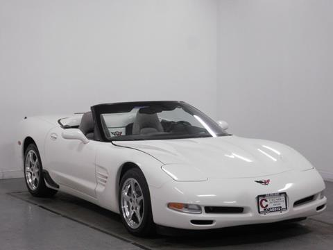 2001 Chevrolet Corvette for sale at Cincinnati Automotive Group in Middletown OH