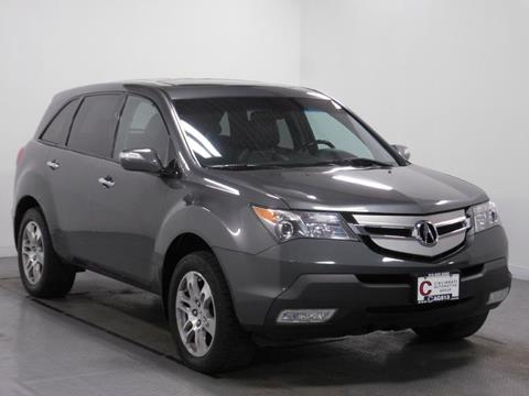 2007 Acura MDX for sale at Cincinnati Automotive Group in Middletown OH