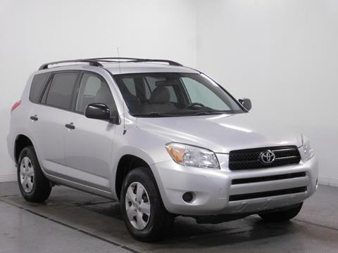 2008 Toyota RAV4 for sale at Cincinnati Automotive Group in Middletown OH