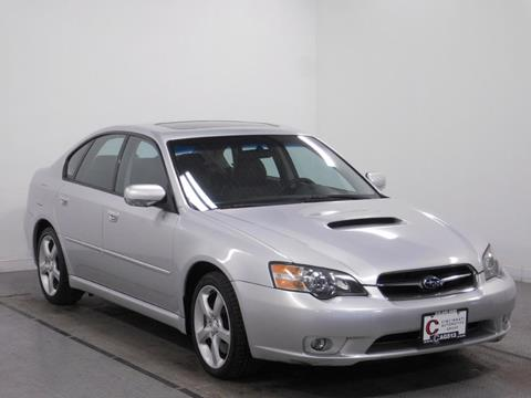 2005 Subaru Legacy for sale at Cincinnati Automotive Group in Middletown OH