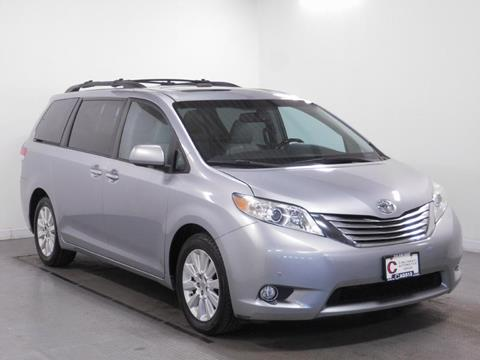 2011 Toyota Sienna for sale at Cincinnati Automotive Group in Middletown OH