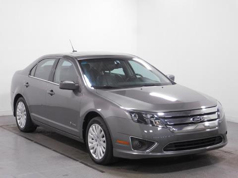 2010 Ford Fusion Hybrid for sale at Cincinnati Automotive Group in Middletown OH