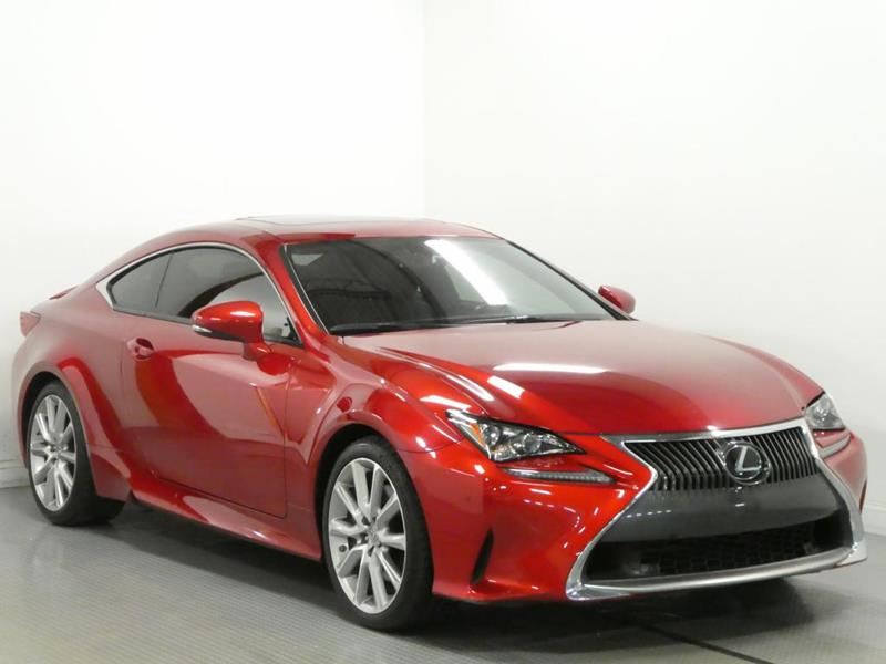 lexus 2015 rc 350. 2015 lexus rc 350 for sale at cincinnati automotive group in middletown oh rc