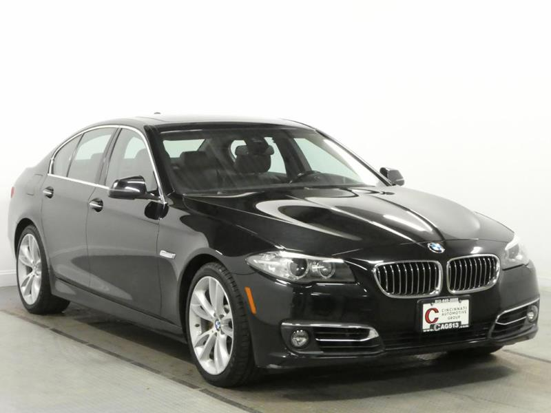 BMW Series D XDrive In Middletown OH Cincinnati - Bmw 2014 5 series price