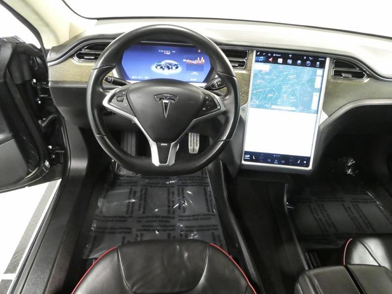 Tesla Model S In Middletown OH Cincinnati Automotive Group - 2012 tesla model s