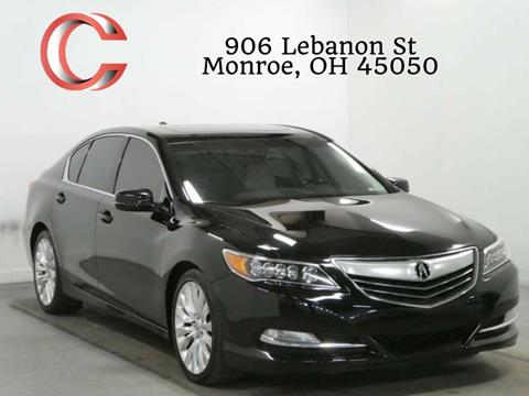 2014 Acura RLX for sale in Monroe, OH