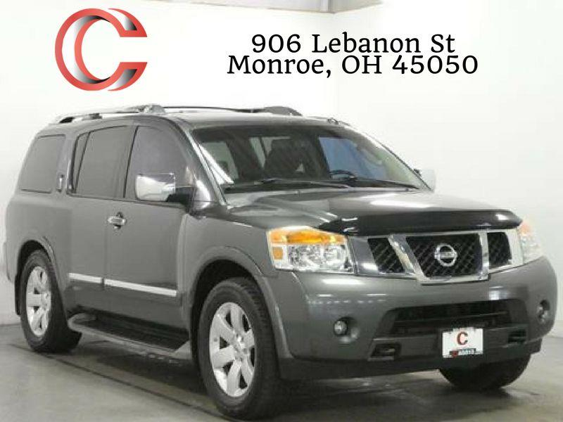 2010 Nissan Armada Se In Monroe Oh Cincinnati Automotive Group