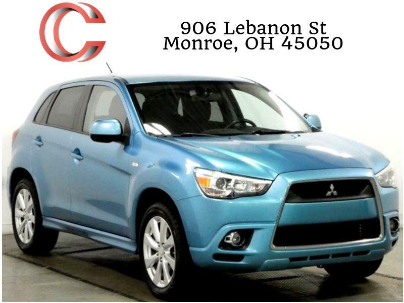 2012 Mitsubishi Outlander Sport For Sale At Cincinnati Automotive Group In  Monroe OH