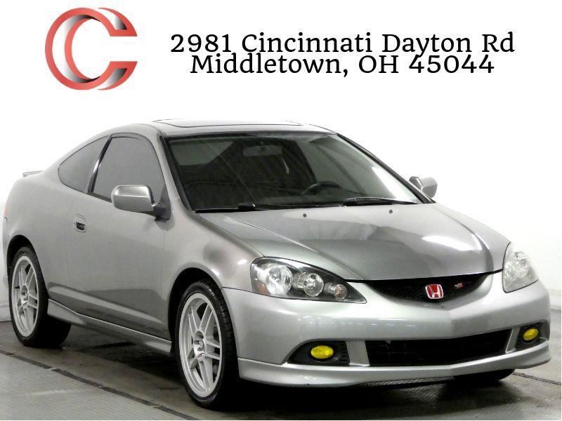Acura RSX TypeS In Monroe OH Cincinnati Automotive Group - 2006 acura rsx type s for sale