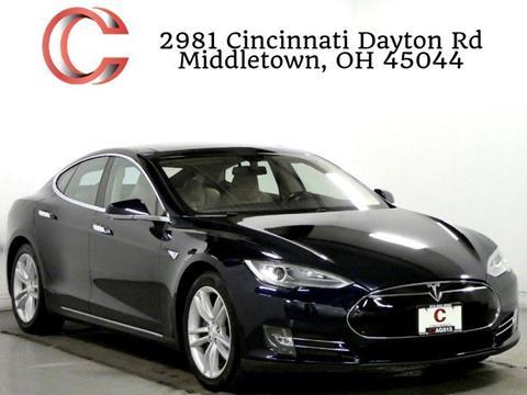 2014 Tesla Model S for sale in Middletown, OH