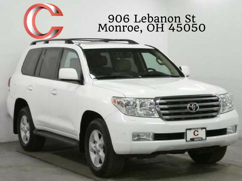 2009 Toyota Land Cruiser For Sale At Cincinnati Automotive Group In Monroe  OH