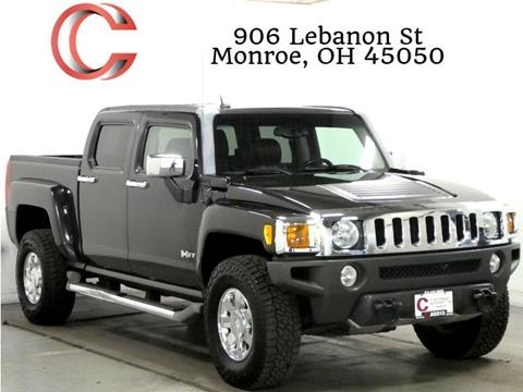Hummer H3T For Sale >> 2009 Hummer H3t For Sale In Monroe Oh