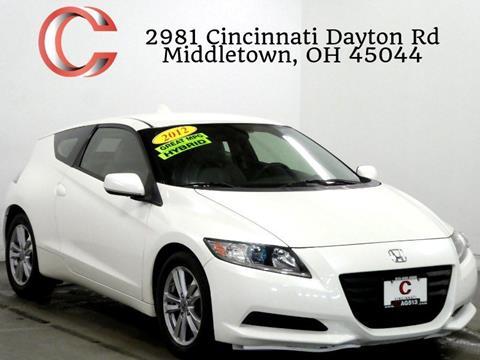 2012 Honda CR-Z for sale in Middletown, OH