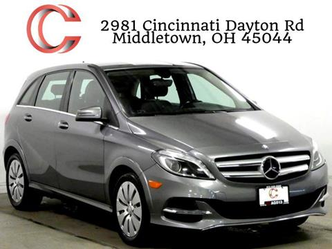 2014 Mercedes-Benz B-Class for sale in Middletown, OH