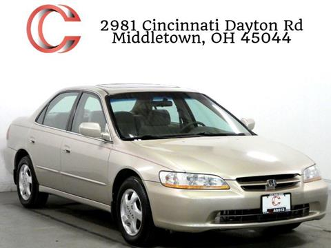 2000 Honda Accord for sale in Middletown, OH