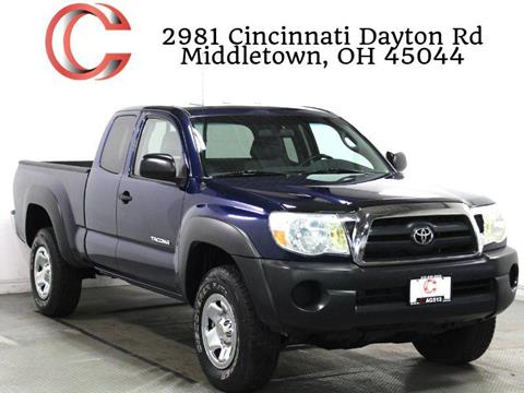 2007 Toyota Tacoma For Sale >> 2007 Toyota Tacoma For Sale In Middletown Oh