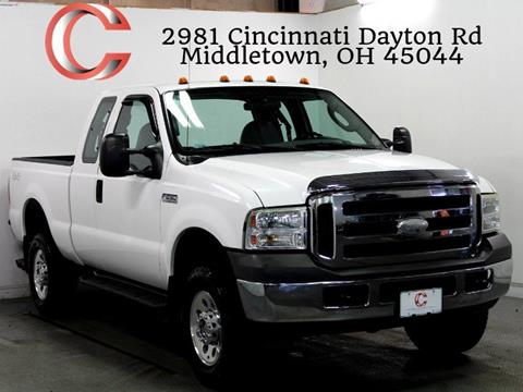 2005 Ford F-250 Super Duty for sale in Middletown, OH