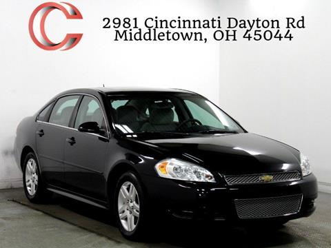 2015 Chevrolet Impala Limited for sale in Middletown, OH