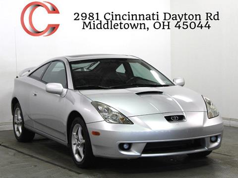 2000 Toyota Celica for sale in Middletown, OH