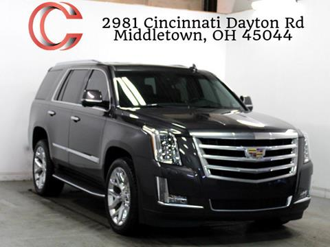 2016 Cadillac Escalade for sale in Middletown, OH