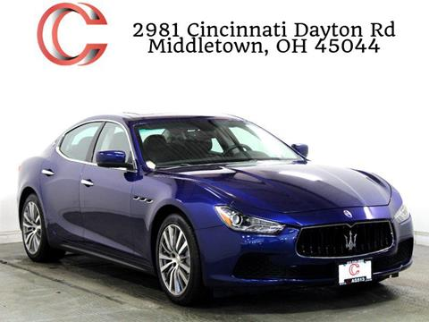 2016 Maserati Ghibli for sale in Middletown, OH