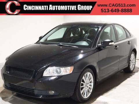 2009 Volvo S40 for sale at Cincinnati Automotive Group in Lebanon OH