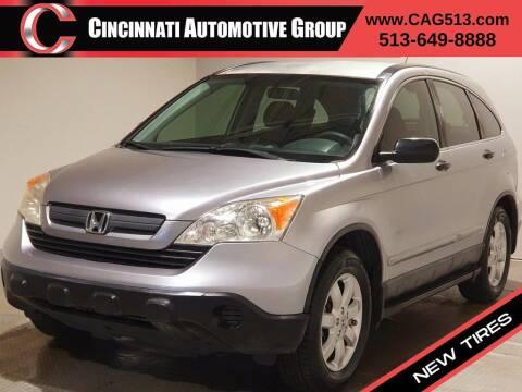 2008 Honda CR-V for sale at Cincinnati Automotive Group in Lebanon OH