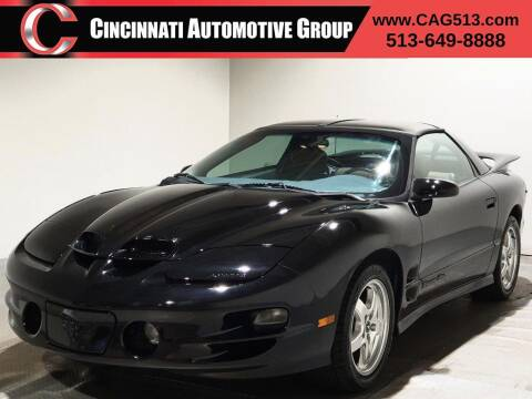 2001 Pontiac Firebird for sale at Cincinnati Automotive Group in Lebanon OH