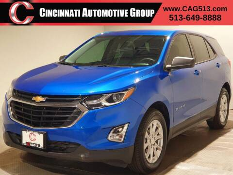 2019 Chevrolet Equinox for sale at Cincinnati Automotive Group in Lebanon OH