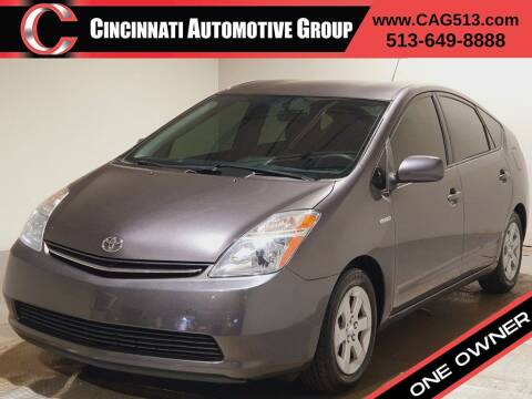 2007 Toyota Prius for sale at Cincinnati Automotive Group in Lebanon OH