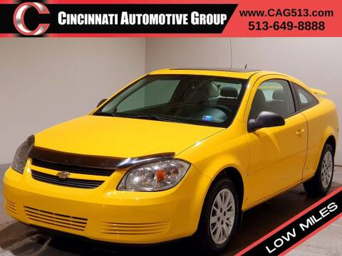 2009 Chevrolet Cobalt for sale at Cincinnati Automotive Group in Lebanon OH