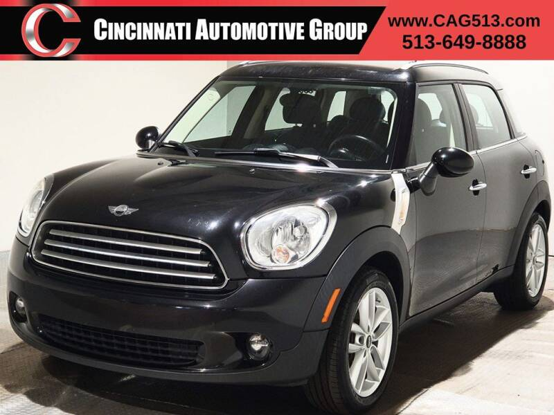 2013 MINI Countryman for sale at Cincinnati Automotive Group in Lebanon OH