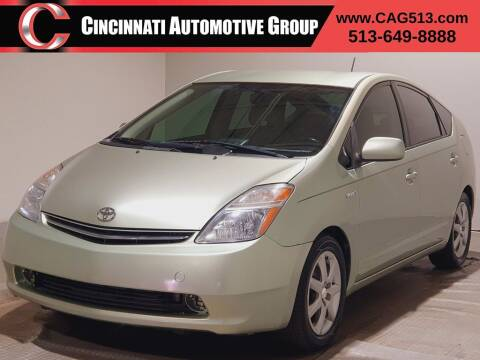 2009 Toyota Prius for sale at Cincinnati Automotive Group in Lebanon OH