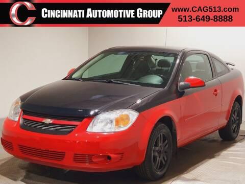2005 Chevrolet Cobalt for sale at Cincinnati Automotive Group in Lebanon OH