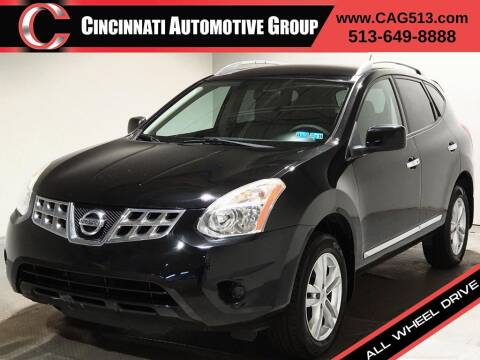 2012 Nissan Rogue for sale at Cincinnati Automotive Group in Lebanon OH