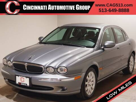 2003 Jaguar X-Type for sale at Cincinnati Automotive Group in Lebanon OH
