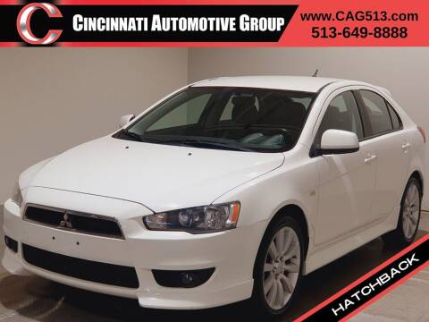 2011 Mitsubishi Lancer Sportback for sale at Cincinnati Automotive Group in Lebanon OH