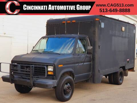 1990 Ford E-Series Chassis for sale at Cincinnati Automotive Group in Lebanon OH