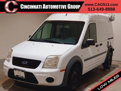 2011 Ford Transit Connect for sale at Cincinnati Automotive Group in Lebanon OH